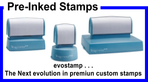 Birds Rubber Stamps, Evo Stamps, Pre-Inked Stamps, Self-Inking Stamps